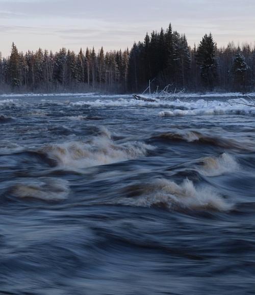 Västerdalälven kärringforsen 2012 01 06